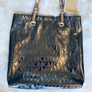 Michael Kors Nickel Tote
